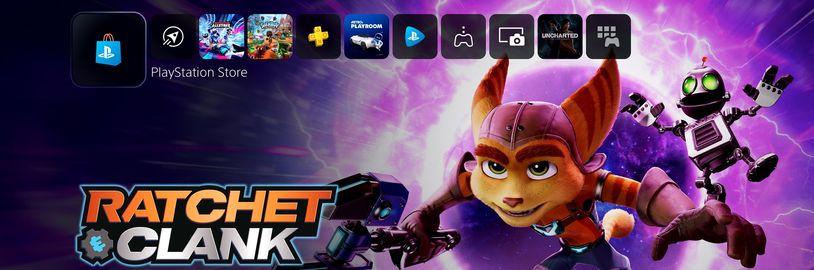 Jak se vám líbí uživatelské rozhraní PlayStationu 5?