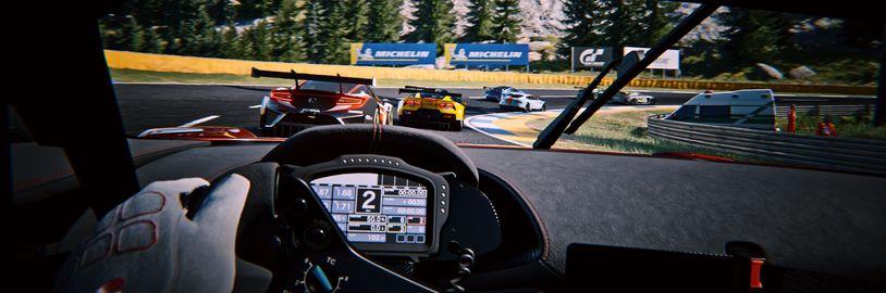 Detaily o rozlišení, technologiích a efektech u Gran Turismo 7