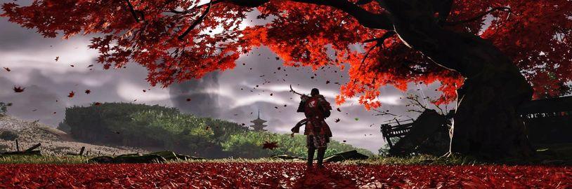 O velikosti Iki i vylepšení pro PS5 v Ghost of Tsushima Director's Cut