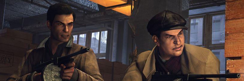 Mafia 2 v definitivní edici není žádné terno