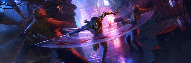 Oznámeno pokračování kyberpunkové akce Ghostrunner