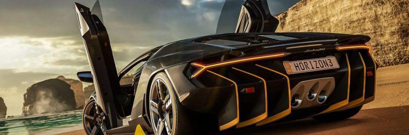 Hot Wheels možná odhalil plány pro Forza Horizon 5