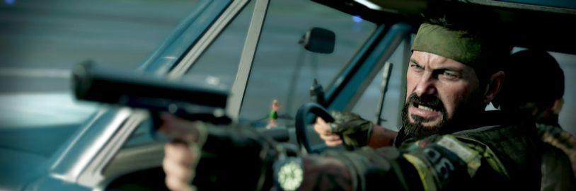 Za next-gen verze nového Call of Duty si připlatíme 250 korun. Ty na oplátku poběží při 120fps