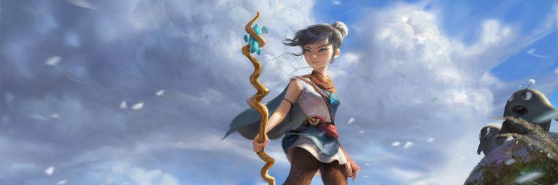 Takhle vývojáři přivedli k životu hlavní hrdinku hry Kena: Bridge of Spirits