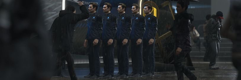 Vývojáři Detroit: Become Human odhalují, kolik kopií hry už prodali