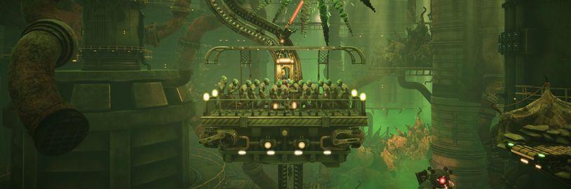 PS Plus v dubnu nabídne Oddworld: Soulstorm i Days Gone