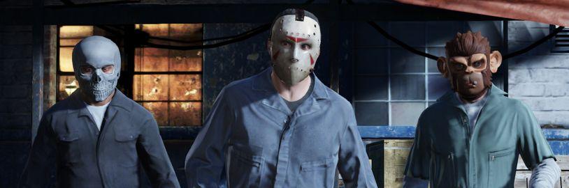 Koncem roku bude vypnuto GTA Online pro PS3 a Xbox 360