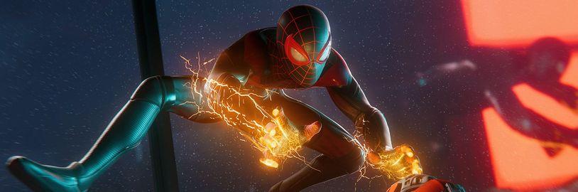 Využíváme jen zlomek z pravého potenciálu PS5, říká vývojář Spider-Man: Miles Morales