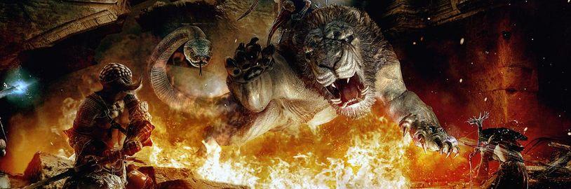 Stručně: Dragon's Dogma je pro Capcom důležitá, nový Nintendo Direct, platina v GreedFallu nebude jednoduchá