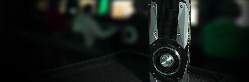 Nové grafické karty od Nvidie budou na trhu již toto léto