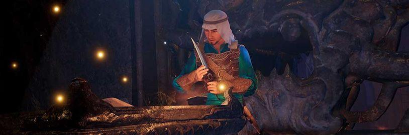 Remake Prince of Persia za sníženou cenu, Rambo může navštívit Mortal Kombat 11
