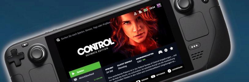 Steam Deck: Valve chce prodat miliony kusů. Má ale problémy s kompatibilitou