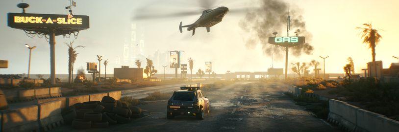 Cyberpunk 2077 přišel o část obsahu. Ve hře nebude úprava vozidel ani cestování metrem