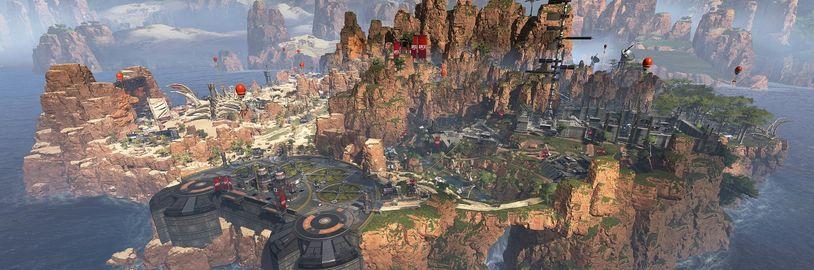 Do Apex Legends se vrací úplně původní mapa