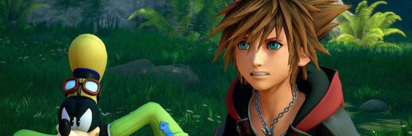 Proč se vývoj Kingdom Hearts 3 tolik protáhnul