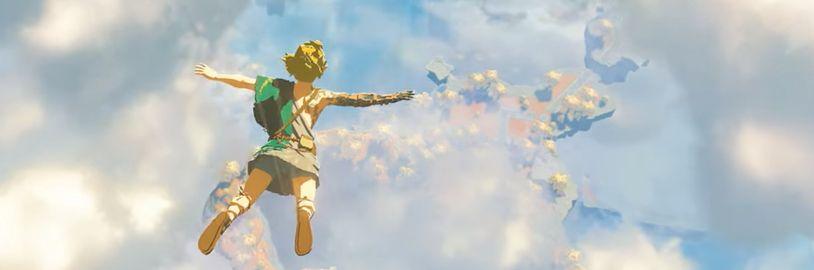 Souhrn z Nintendo Direct - nová Zelda, několikrát Mario, Metroid Dread i Life is Strange