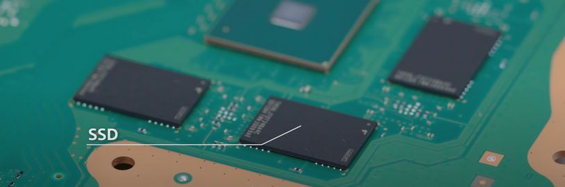 Sony neslyší kritiku na malou kapacitu SSD disku v PS5