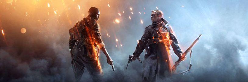 Ve starých Battlefieldech se objevuje promo na nový díl