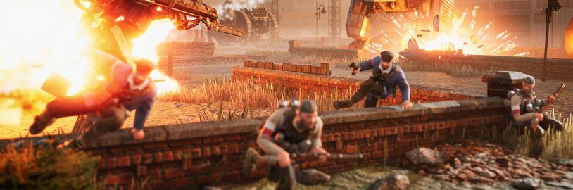 Strategie Iron Harvest plánuje demo, nový režim, DLC i turnaj