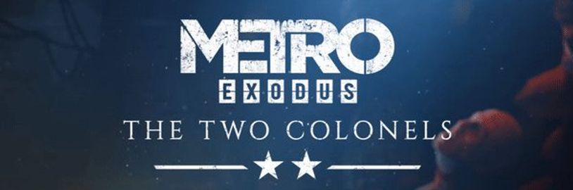 První rozšíření ke hře Metro Exodus bude představeno až na Gamescomu