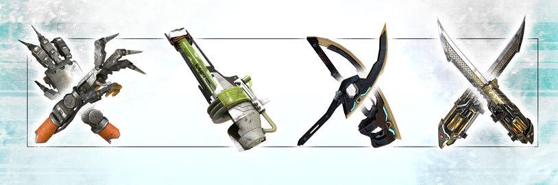 Čtyři nové zbraně v The Surge 2