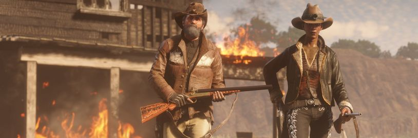 Red Dead Redemption 2 oznámeno pro PC