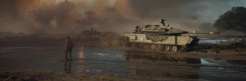 Takhle vypadá Battlefield 2042 na starých konzolích