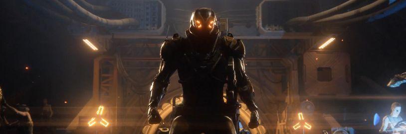 První rok Anthemu, nové RPG od Obsidianu, NFS Underground s ray tracingem, experimenty v Overwatch