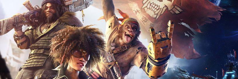 Připojte se do programu Vesmírné opice v Beyond Good and Evil 2
