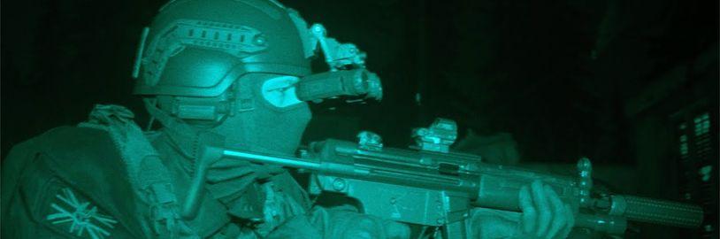 Odhalení gameplaye nového Modern Warfare se blíží