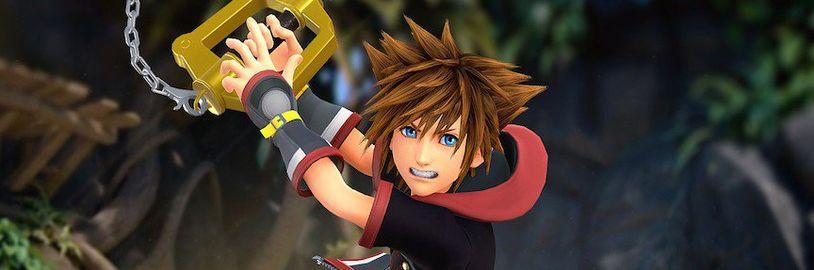 Nintendo Switch verze Kingdom Hearts 3 je údajně nerealizovatelná