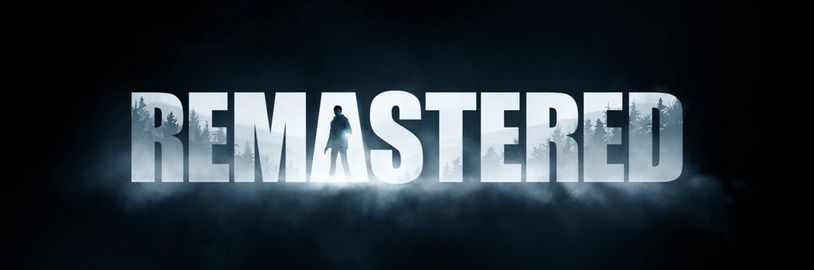 Alan Wake Remastered oficiálně oznámen, vyjde i na PlayStation
