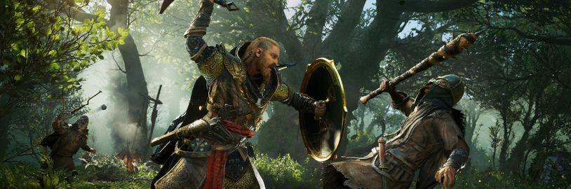 Série Assassin's Creed díky Valhalle zažila svůj nejlepší rok