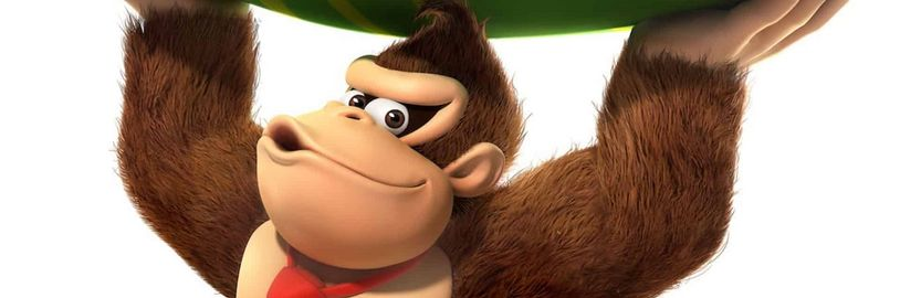 Donkey Kong se dostane do světa Mario + Rabbids