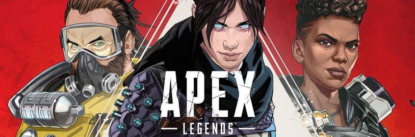 Apex Legends míří na mobily