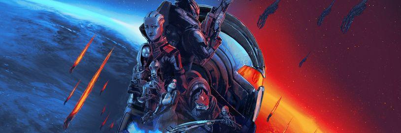Mass Effect: Legendary Edition bez záběrů kamery na zadek Mirandy