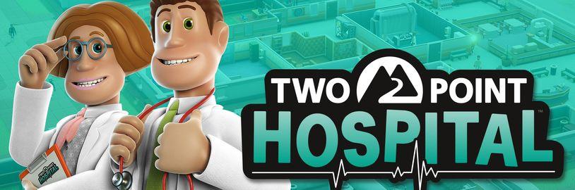 Two Point Hospital vyjde v Jumbo edici s hlavními rozšířeními