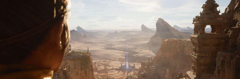 Hlavní představitelé Xboxu jsou nadšeni z Unreal Enginu 5