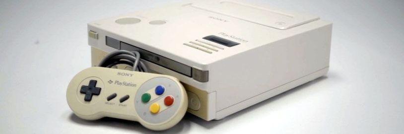 Prototyp Nintenda PlayStation byl prodán
