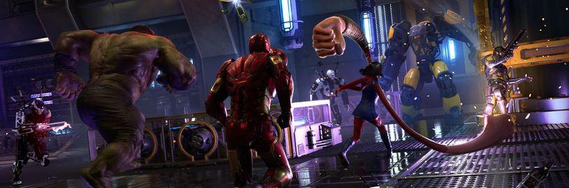 Na konci měsíce se na Game Passu objeví Marvel's Avengers