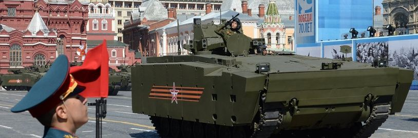 V Rusku používají DualShock ovladač k řízení tanku