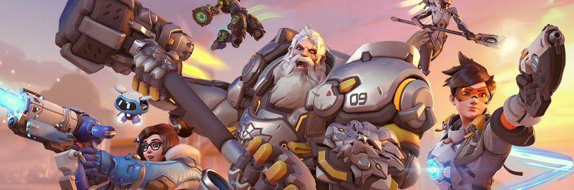 Overwatch 2 přichází o hlavního vývojáře. Jeff Kaplan opouští Blizzard