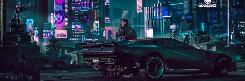 Brzy nám bude odhalen další gameplay z nadcházejího Cyberpunku 2077