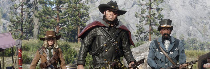Aktualizace: Příští týden čeká Red Dead Online velká aktualizace. Obsáhne nové role a vylepší hru