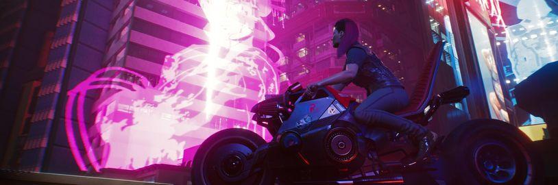 Cyberpunk 2077, nové Call of Duty, Watch Dogs Legion a další hry podporující ray-tracing