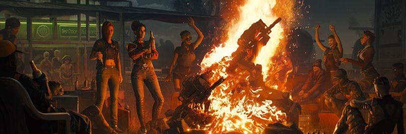 Obavy z ořezání Cyberpunku 2077, cenzura GTA 6, nová sezóna Apex Legends