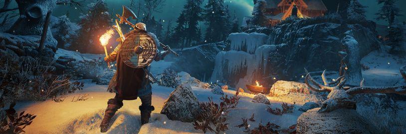 Assassin's Creed Valhalla má jedinečný příběh. V moderní době se vrátí Layla