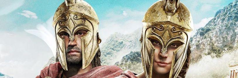V říjnu vyjde poslední aktualizace pro Assassin's Creed Odyssey