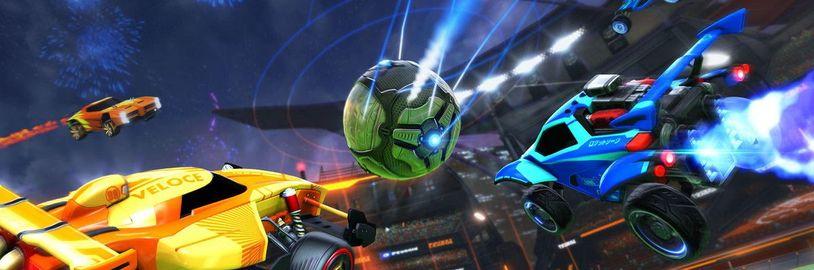 Epic kupuje studio tvořící Rocket League, naznačuje konec prodeje hry na Steamu