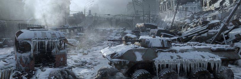 Vylepšená PC verze Metra Exodus vyjde už příští týden